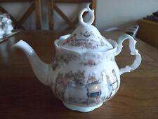 ** Royal Doulton **  Brambly Hedge ** Tea Service ** large Tea pot perfect