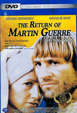 The Return of Martin Guerre (1982) Gérard Depardieu, Nathalie Baye DVD *NEW