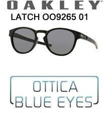 Occhiali da Sole OAKLEY SB LATCH OO9265 926501 Sunglasses MATTE BLACK SKATEBOARD