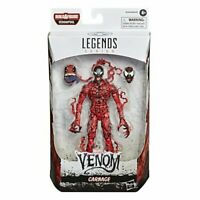 LAST ONE! Venom Marvel Legends 6-Inch CARNAGE Action Figure Wave MIB by Hasbro