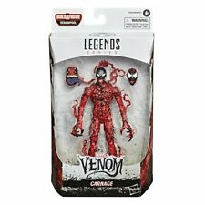 IN STOCK!  Venom Marvel Legends 6-Inch CARNAGE Action Figure Wave MIB