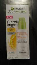 NEW Garnier Skin Active Brightening & Smoothing Daily Moisturizer
