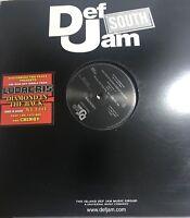 LUDACRIS-DEF JAM-DIAMOND IN THE BACK/WE GOT Promo Vinyl