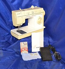 SINGER 4325C ZIGZAG SEWING MACHINE SERVICED SEWS A GREAT STITCH WITH MANUAL