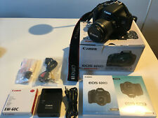 Canon EOS 600D Kit, body with EF-S 17-55 IS II Kitlens.