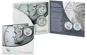 2014 Kennedy Half Dollar Uncirculated Coin Set