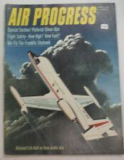 Air Progress Magazine Franklin Skyhawk April 1967 FAL 060115R