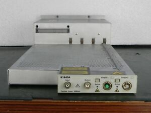 Agilent HP 81640A Tunable Laser (C+L band) option 072