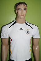 adidas DFB Kinder Trikot Jersey weiss 2005 Gr.152 Deutschland Nationalmannschaft