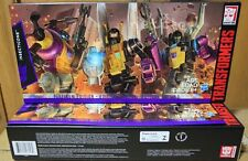 Transformers Hasbro G1 Reissue insecticons kickback bombshell shrapnel in Stock