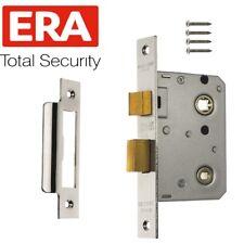 "2.5"" ERA QUALITY BATHROOM SASHLOCK Chrome Locking/Lockable Thumbturn Reversible"