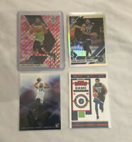 19-20 Panini Prizm Mosaic Karl-Anthony Towns Pink Camo, Optic Silver, Insert LOT