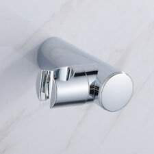 Shower Head Holder Replacement Bracket Bathroom Wall Mounted Hand Chrome UK