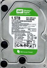 Western Digital WD15EARS-07MVWB0 1.5TB DCM: HHRNNTJMBB