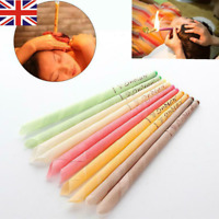 10pc X Ear Cleaner Wax Removal Candles Treatment Care Healthy Candles Set