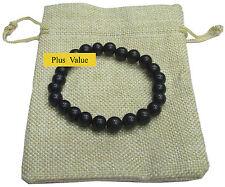 Black Tourmaline Bracelet for protection from negativity & negative people