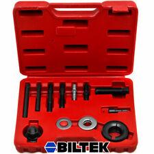 12pc Power Steering Alternator AC Pulley Puller Installer Extractor Tool Kit Set
