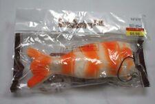 Super Realistic Sushi Cell Phone Strap Charm 'Ebi' Shrimp Japanese Squish Nwt