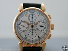 Chronoswiss Classic Chronograph Automatic 18K Rose Gold Ref.CH7401R 37mm