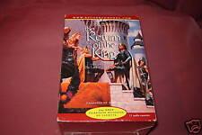 THE RETURN OF THE KING NIB Sealed AUDIO BOOK 11 cassett