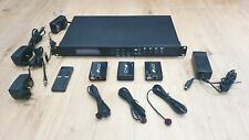More details for pu-44xl-kit 4 x 4 hdbaset lite hdmi matrix with 3 pu-514l-rx and ir remote