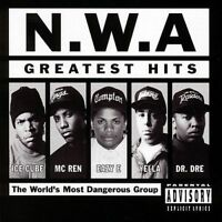 N.W.A. Greatest Hits CD BRAND NEW Best Of Ice Cube Eazy E Dr. Dre NWA