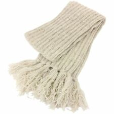 Sciarpe, foulard e scialli da donna tinta unita 100% Lana