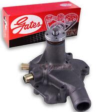 Gates Engine Water Pump for 1977-1979 Pontiac Firebird 6.6L 5.7L V8 - yd