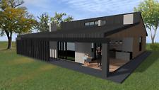 Modern House Plan Building Plans Blueprints & Material List 2018  181 m #1