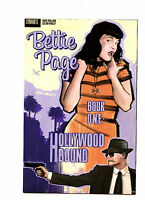 Bettie Page #1 (2017) Dynamite Entertainment NM/NM- Cover F