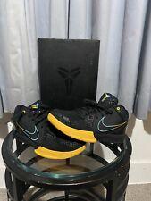 Kobe Proto 4 FTB Snake Size 8.5 Brand New