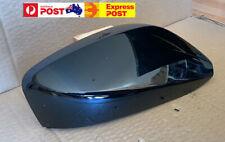 MIRROR COVER HOUSING CAP for HYUNDAI ELANTRA i30 ACCENT VELOSTER No Flash Black