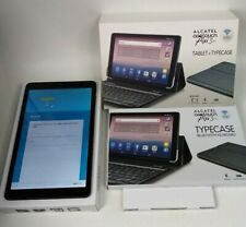 Boxed Alcatel One Touch Pixi 3 Tablet And Typecase 10.1 Inch Wifi Tablet #832