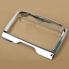 Motor Tri-Line Stereo Accent Trim Cover For Harley Touring 2014-2018 New Chrome