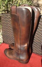 *SUPER TRENDY*** WOMEN'S FRYE MODERN RIDING BOOTS PAIGE IN BROWN SIZE 7 - HOT!!!