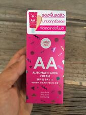 Cathy Doll AA Automatic Aura Cream SPF45 PA++ Anti-Aging 50g. # NATURAL BEIGE