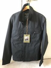 FILSON LIMITED EDITION LINED SHORT CRUISER JACKET BLACK S 20100892 $350 NWT