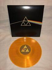 The Legend Of Zelda Vinyl Lp Rare Moonshake Records Gold Koji Akito Video Game