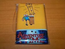 ADVENTURE TIME FINN AND JAKE THE DOG LIGHT SWITCH PLATE