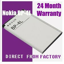 Battery for Nokia BP-4L BP4L 6760 Slide 6790 E52 E55 E6 E61i E63 E71 E71x