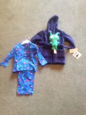 Primark Baby Pyjama And Dressing Gown Set Size 6 To 12 Months