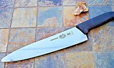 "Victorinox CHEF's Knife 10"" Radius Stainless Steel Blade 44521 Cutlery"