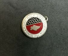 Old Singapore Golf Association Pin Badge