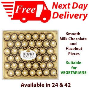 Ferrero Rocher Chocolate 24/42 Pieces