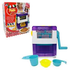 NudelmaschinePasta Maker für Kinder Spaghetti Formen Pastamaschine