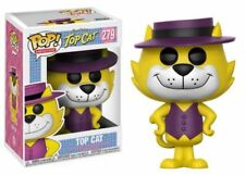 Top Cat Funko Pop Animation Hanna e Barbera Figure Cartoni Animati Vintage