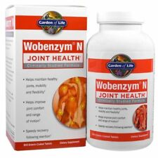 Garden of Life Enzymes Vitamins & Minerals
