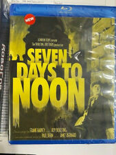 seven days to noon (1950) BLU RAY region A