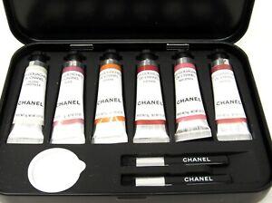 Chanel Les Gouaches De Chanel Artist Palette Eyes Lips Cheeks New Auth LE Rare