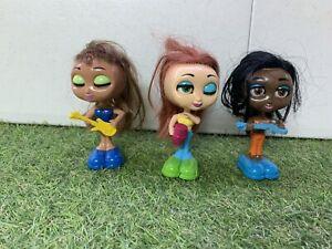 DIVA STARZ DOLL Macdonalds Toy X 3